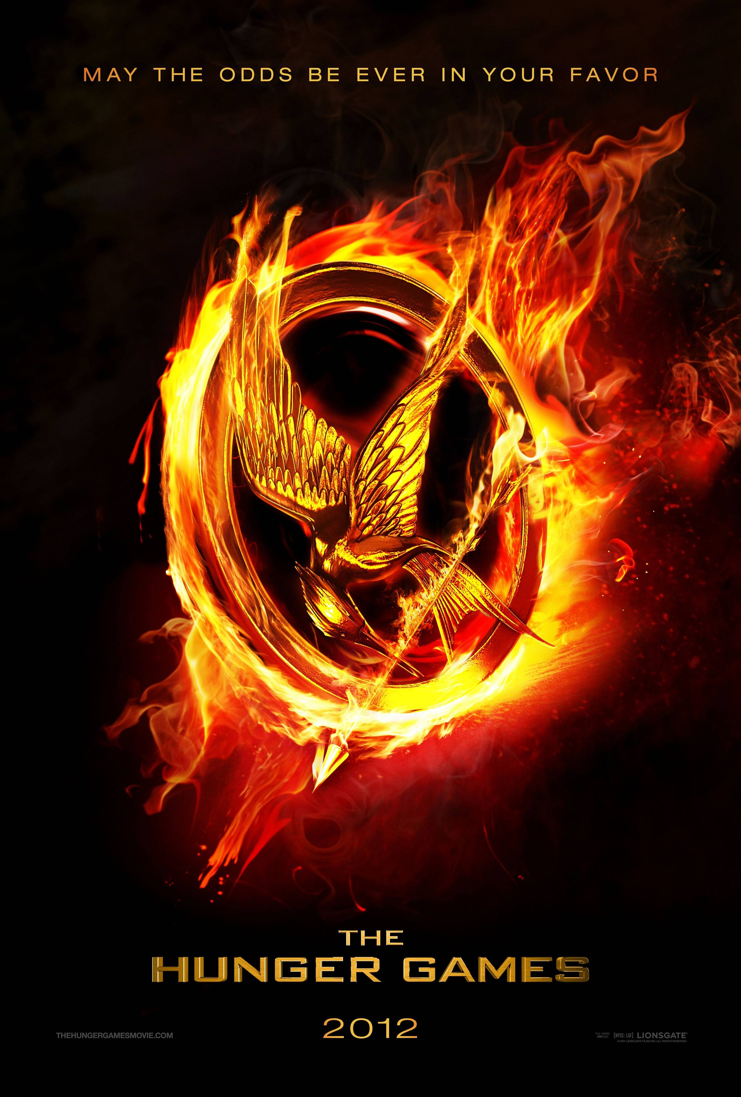 A Look Back At The Hunger Games Movie Posters