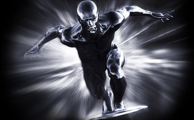 Image result for silver surfer HD