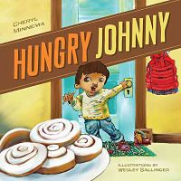 Cover for Hungry Johnny by Cheryl Minnema