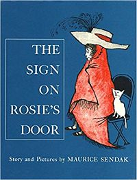 Cover of The Sign on Rosie's Door by Maurice Sendak