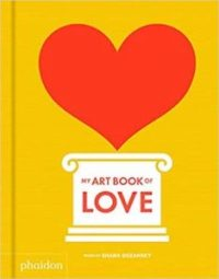 Cover of My Art Book of Love by Gozansky