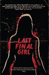 the final last girl by stephen graham jones cover