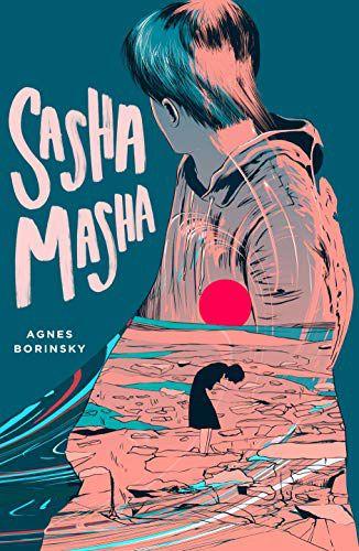 Sasha Masha Book Cover