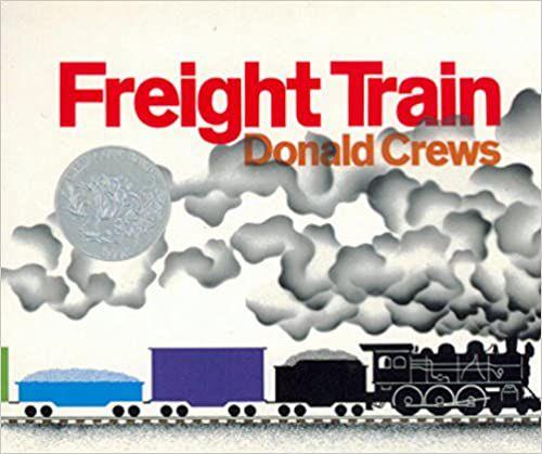 Freight Train Donald Crews cover