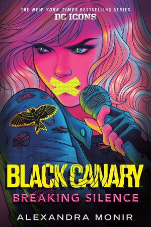 Black Canary: Breaking Silence Book Cover