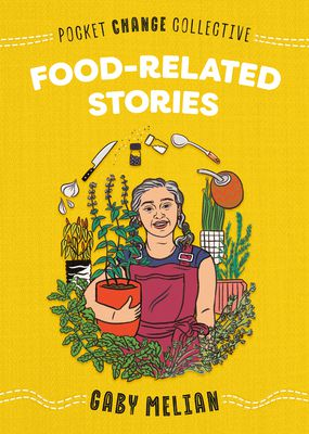 Food Related Stories Book Cover