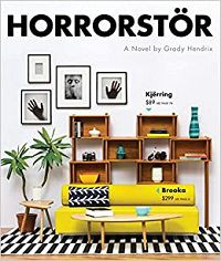 Horrorstör by Grady Hendrix cover