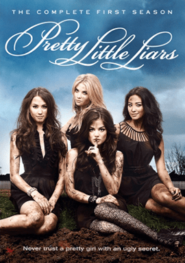 Pretty Little Liars TV poster