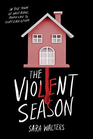 the violent season book cover