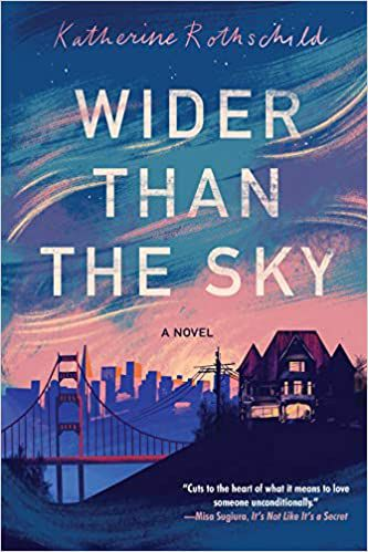 Wider Than The Sky Book Cover