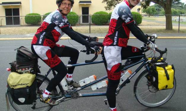 S2 Cycle to Victoria for NWTR