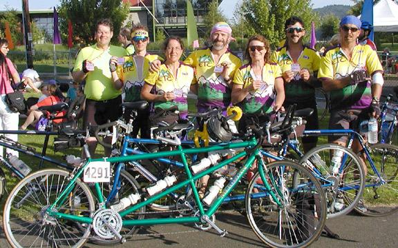 Seattle to Portland STP 2002