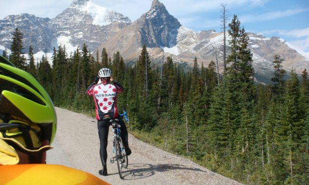 Day 7 – Columbia Icefield