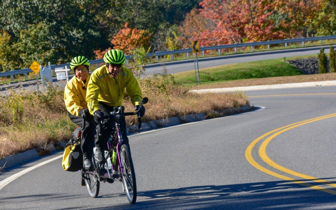 Maine Fall Foliage Tour