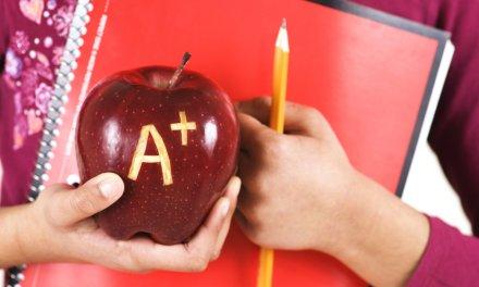 學齡飲食照顧好,孩子吃出聰明腦!