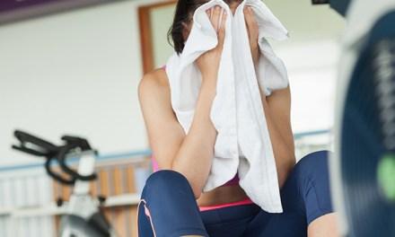 大量流汗可以幫助減肥嗎?用錯方法可是會搞壞身體的!