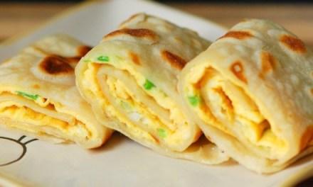 【動手做食譜】香蔥蛋餅