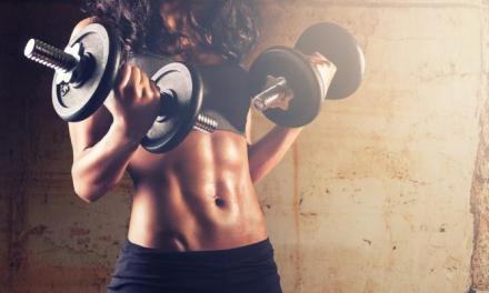 增肌同時減脂的秘技─高強度間歇運動