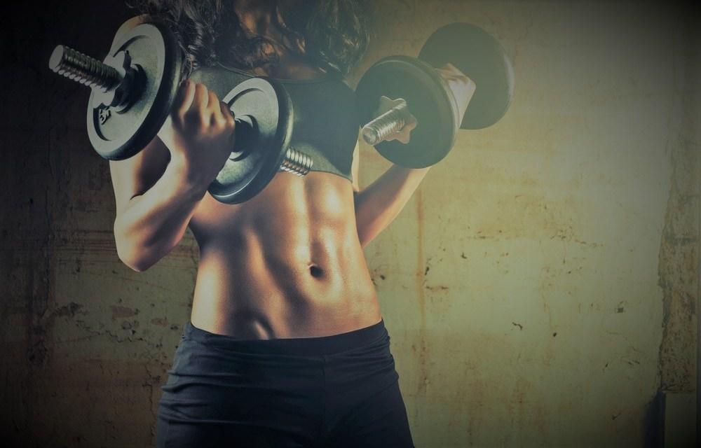 為什麼有人減肥,很注重肌肉訓練?