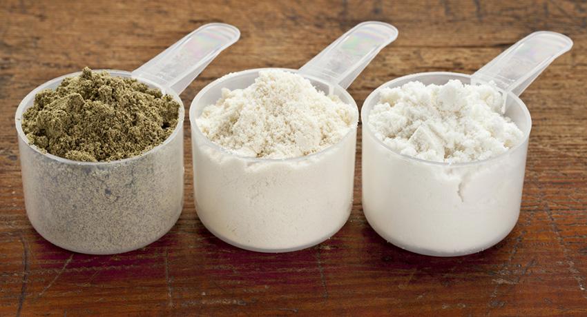 挑選蛋白粉之前,這些你注意了嗎?