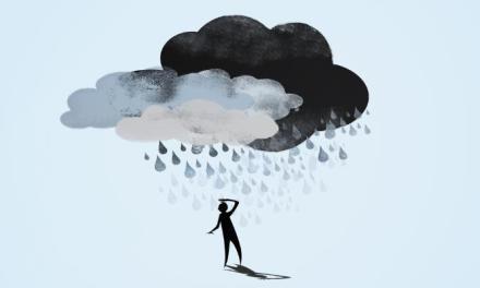 【心理漫談】失眠、沒食慾…我得了「憂鬱症」嗎?