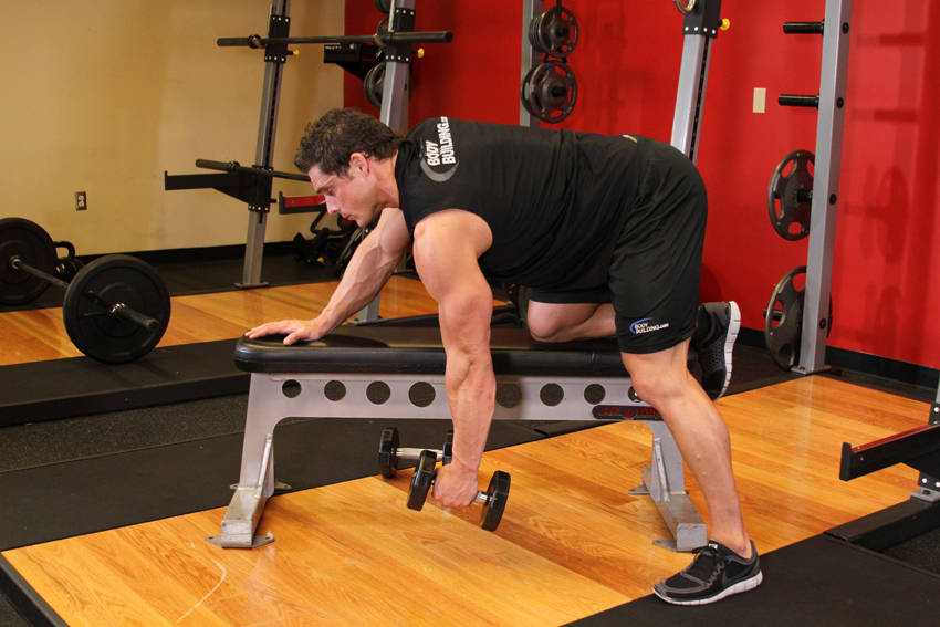 背肌訓練3大動作與要點