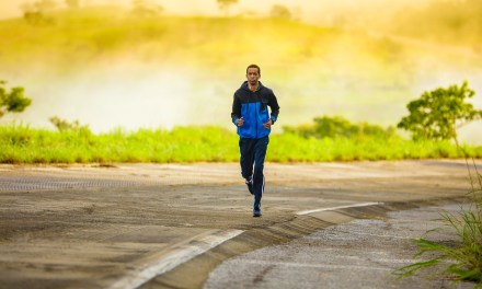 路跑活動正熱門,4招培養優良跑姿