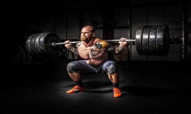 破除健身=健美的迷思–功能性訓練之重量訓練模式