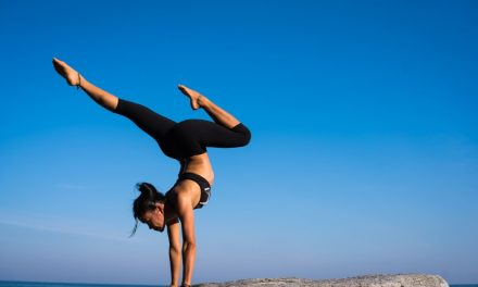 不用餓肚子,吃對食物開心做瑜珈!(上)