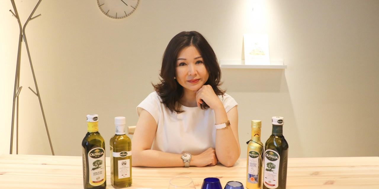 專訪高級品油師—吳文玲 Ellen Wu(上):如何從品評橄欖油,開啟一場「食育」計畫
