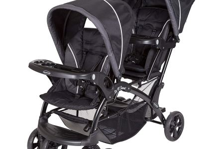 Baby Trend Sit N Stand Double Stroller Review
