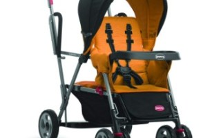 Joovy Caboose Stand On Tandem Stroller Review