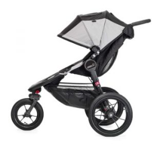Baby Jogger Summit X3 Single Jogging Stroller