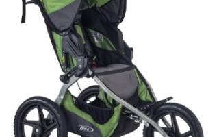 BOB Sport Utility Jogging Stroller Review