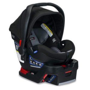 Britax B-Safe Infant Car Seat Review