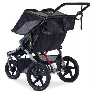 BOB Revolution Flex Duallie Jogging Stroller Review