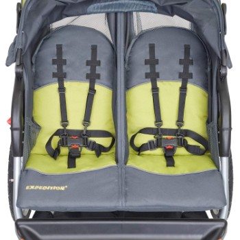 Baby Trend Expedition Best Double Stroller For Infant And Toddler