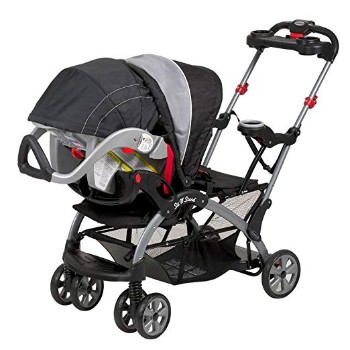 Baby Trend Sit and Stand Double Strollers