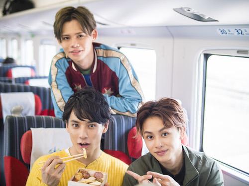 超特急、初の全編海外ロケ番組が4月2日にテレ玉でスタート!! - ランキングBOX