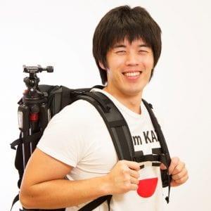 福井訛りの超行動派クリエイター、Kazuさん