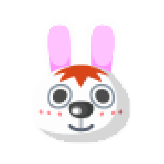 どうぶつの森 ウサギ