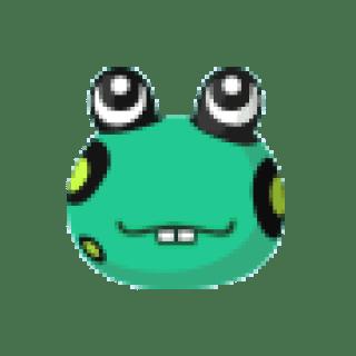 カエル あつ 森