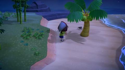 あつ森サソリ島の作り方