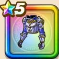 世界樹の鎧上