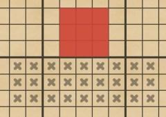 攻撃 3×9マス