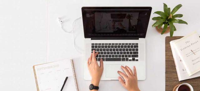 PCとキーボード