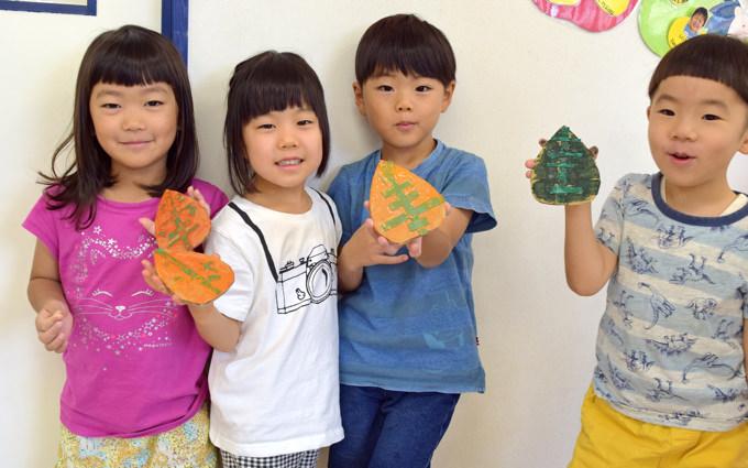 英語・日本語・アート・音楽・ジム・水泳・生活…等、全てのレッスン・カリキュラムは年間のゴールと目標をもちながら子ども達のやる気を引き出し能力を高めていきます。