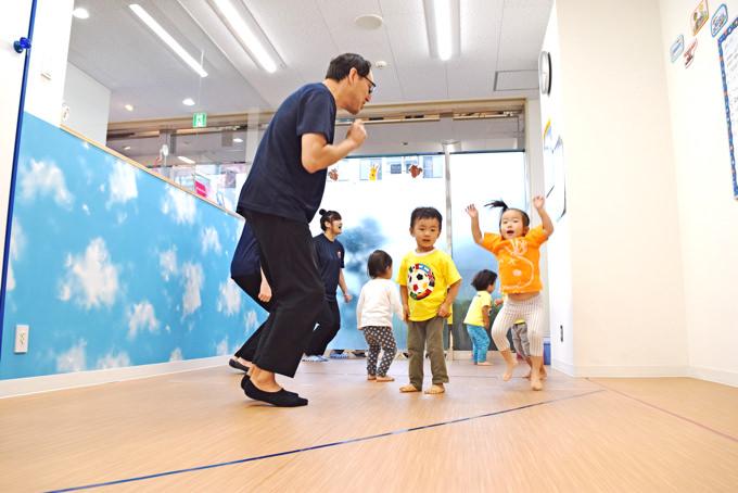 FUTURE児童園(フュ-チャ-児童園)田端園