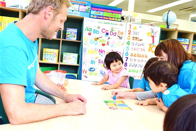 三田・赤羽橋・麻布・麻布十番・芝・白金高輪エリアのプリスクール・アフタースクール「ゴーグローバルインターキッズ(港区・三田)」では1歳6ヶ月〜小学生のお子様が英語で楽しく学んでいます。