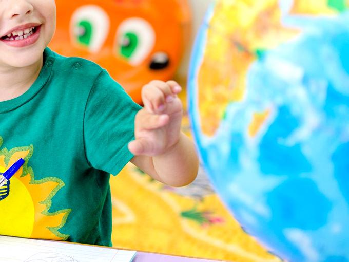 SUNNYSIDE ENGLISH SCHOOL[サニーサイド イングリッシュ スクール]では「英語でのコミュニケーションは楽しい!」とお子様方が感じられることを最も大切にしています。